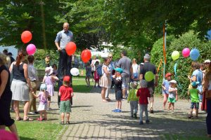 Kinderfest Jongleur