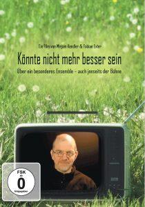 Das Cover der neuen DVD